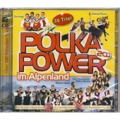 Polka Power im Alpenland (2CD)