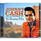 Johnny Cash and the Tennessee Two - 16 Greatest Hits